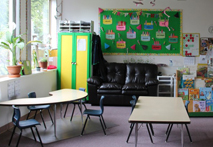 Helping Hands Preschool Classroom Surrey, BC