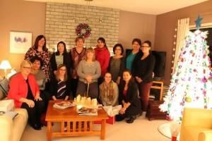 HHCC Staff 2015 Christmas